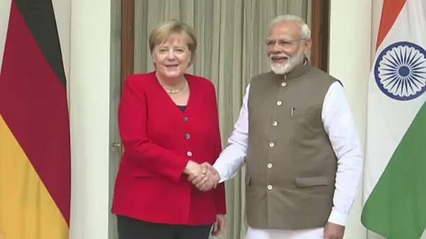 Inversión millonaria de Alemania en India para movilidad sostenible