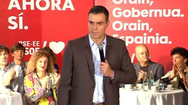 Pedro Sánchez descarta una coalición con la derecha