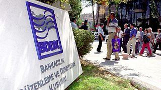 BDDK'dan 3 yabancı bankaya Türk Lirası işlem yasağı