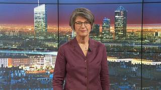 Euronews am Abend | Die Nachrichten vom 01.11.2019