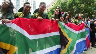 Мощный заряд перед финалом из ЮАР