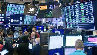Wall Street schließt auf historischem Höchststand