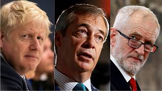 Reino Unido: Boris rejeita aliança com Farage e confirma debate com Corbyn