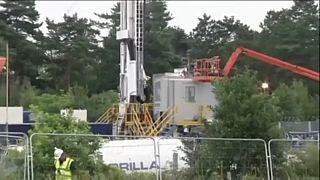 Londres pone fin al 'fracking'