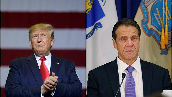 Trump ikametgahını Florida'ya taşıdı, New York Valisi: Zaten vergilerini ödemiyor gibiydi