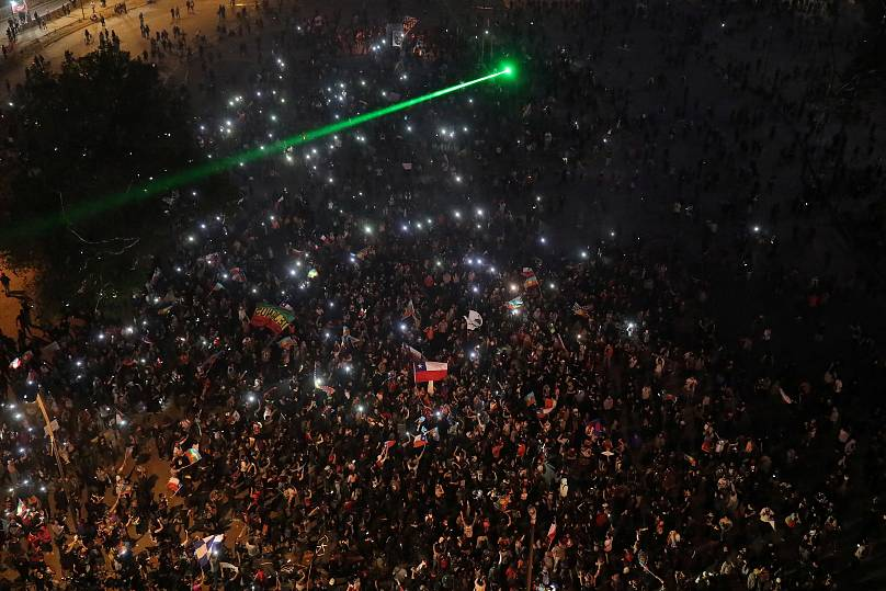 Santiago, Chile November 1, 2019. REUTERS/Pablo Sanhueza