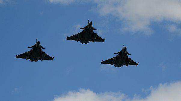 حمله جنگندههای فرانسه به «مخفیگاههای» داعش در شمال عراق