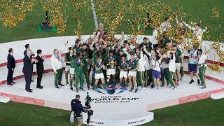 Ράγκμπι: Πρωταθλήτρια κόσμου η Νότια Αφρική