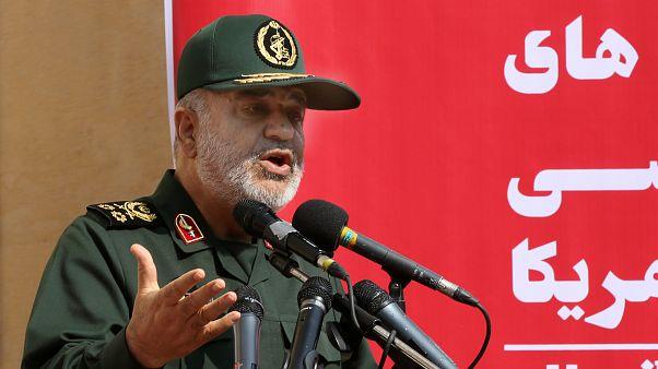 الجنرال حسين سلامي