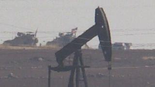 ABD askerleri Suriye'de çekildikleri üslere dönüyor