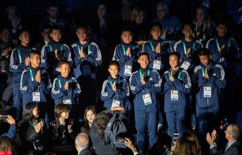 Buenos Aires, Argentina, October 6, 2018. Jonathan Nackstrand for OIS/IOC/Handout via REUTERS