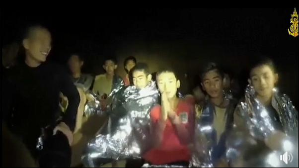 Abre al turismo la cueva de Tailandia del dramático rescate de los niños y el monitor