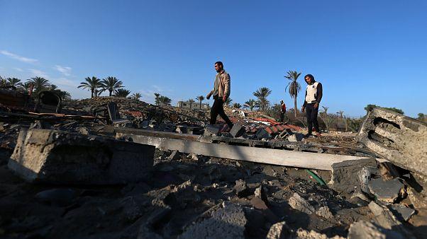 Al menos un muerto en Gaza tras un ataque de represalia israelí contra la Franja