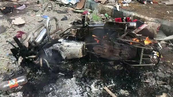 15 Tote bei Autobomben-Anschlag in Nordsyrien