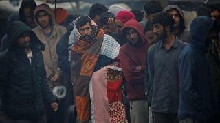 Yasadışı göçmenler Avrupa siyasetinin öncelikli konusu. Bosna-Hersek'teki göçmenler