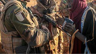 القوات الفرنسية في مالي