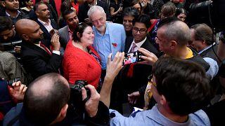 La campagne électorale bat son plein au Royaume-Uni
