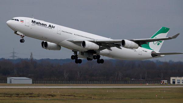 İtalya, İranlı Mahan Air hava yolu şirketinin uçuşlarını yasaklıyor