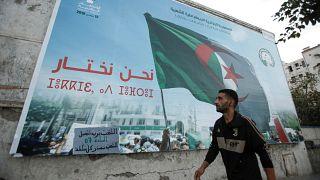 Cezayir'de cumhurbaşkanlığı için yarışacak adaylar belli oldu