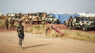 سربازان ارتش مالی