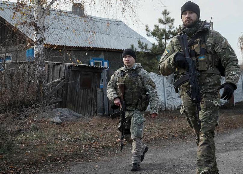 Ukraine November 2, 2019. REUTERS/Gleb Garanich