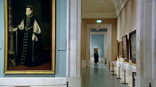 Pintura no feminino no Museu do Prado