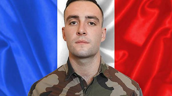 Brigadier Ronan Pointeau of the French Army 1st Spahi Regiment in Valence was killed on November 2, 2019 in Mali