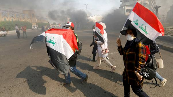 Irak : le vent de contestation souffle toujours
