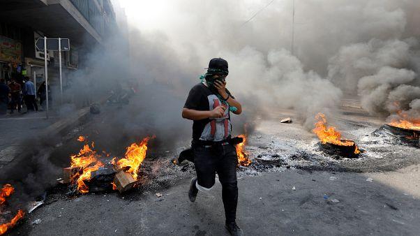 """Iraker streiken """"bis zum Sturz der Machtelite"""""""