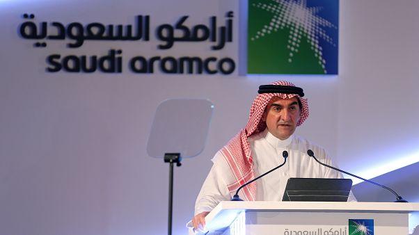Suudi Arabistan'ın dev petrol şirketi Saudi Aramco'nun Sözcüsü Yasser al-Rumayyan