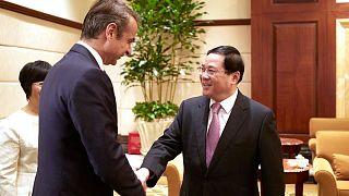 Τετραήμερη επίσκεψη του Κυριάκου Μητσοτάκη στην Κίνα
