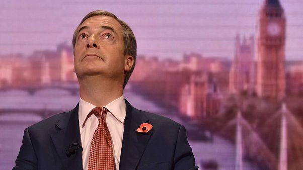 Élections britanniques : Nigel Farage renonce à se présenter