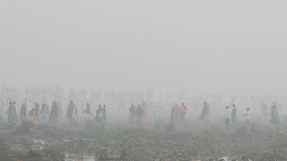 Nueva Delhi alcanza niveles de contaminación insoportables