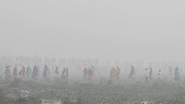 Angela Merkel exhorte l'Inde à lutter contre la pollution