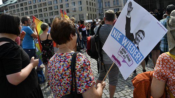 """La ciudad alemana de Dresde se declara en estado de """"emergencia Nazi"""""""