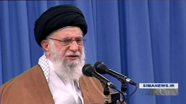 Klare Absage: Ajatollah Khamenei will keine Gespräche mit den USA