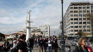 Πορεία Σιωπηρής Συγγνώμης προς τους Εβραίους της Θεσσαλονίκης