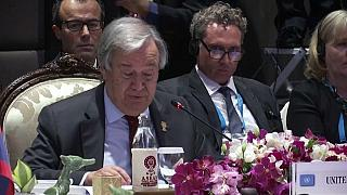 Guterres teme fratura da economia global