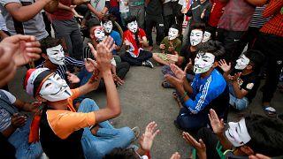 Αντικυβερνητικές διαδηλώσεις στο Ιράκ
