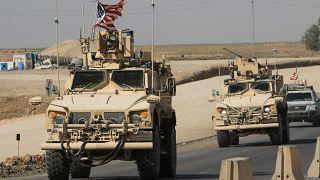 Rusya Savunma Bakanlığı: ABD konvoyu Suriye Milli Ordusu'nun saldırısına uğradı