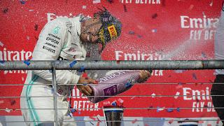 Formel 1: Lewis Hamilton vorzeitig Weltmeister