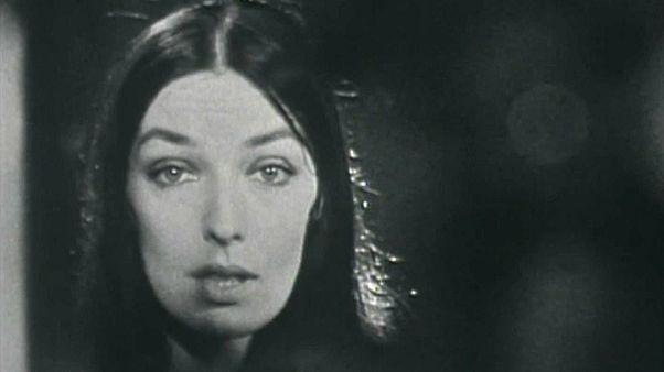 Morreu Marie Laforêt cantora e atriz francesa