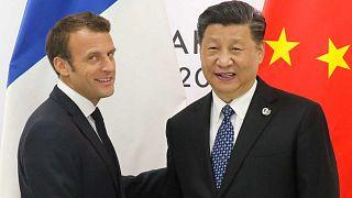 Emmanuel Macron visita China para reforçar laços comerciais