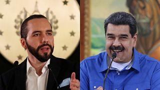 Bukele ve Maduro