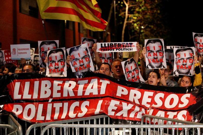 Spain, October 30, 2019. REUTERS/Albert Gea