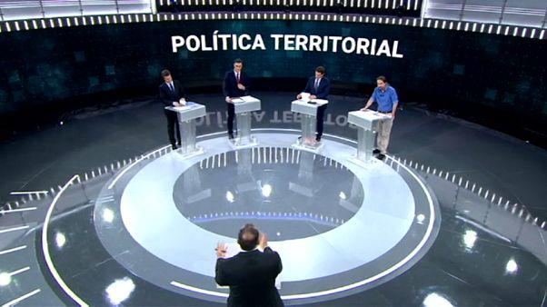 España pendiente del debate que puede decantar la balanza el 10-N