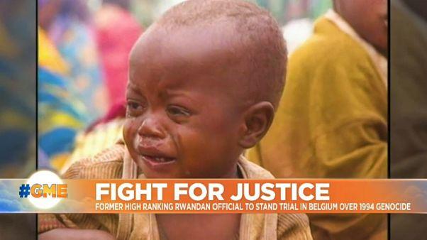 'Waiting for justice': Families await start of Rwanda genocide trial in Belgium