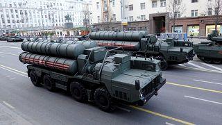 S-400 hava savunma sistemi füzeleri