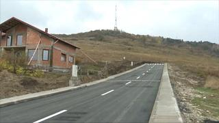 Rumanía: inauguran una carretera que no lleva a ninguna parte