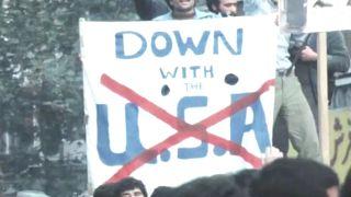 'Death to America': Iran marks 40th anniversary of Tehran embassy attack